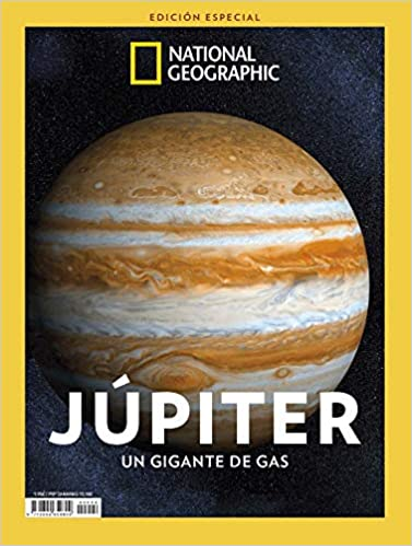 "Extra National Geographic Atlas Del Cosmos 004, ""Júpiter"""